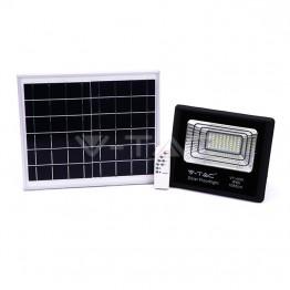 16W LED Прожектор с Фотоволтаичен Панел 6000К