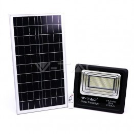 40W LED Прожектор с Фотоволтаичен Панел 6000К