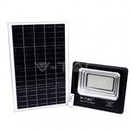 50W LED Прожектор с Фотоволтаичен Панел 6000К