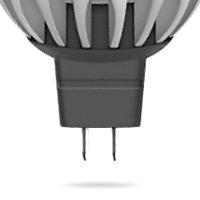 Kрушка GU5.3 / MR16